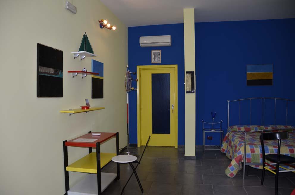 Tavolino suite Mondrian