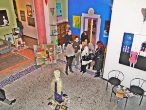 Decennale della Casa degli Artisti