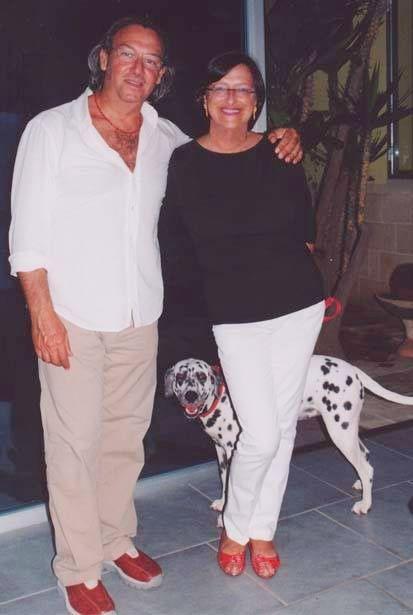 Giorgio De Cesario e Maria Cristina Maritati