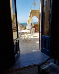 Porta roof garden suite Canova
