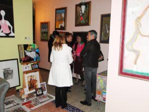Rassegna artistica nella Casa degli Artisti