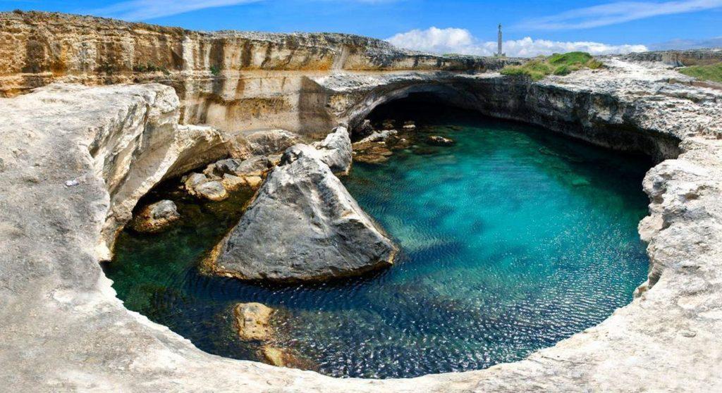 Roca Vecchia: Grotta della poesia