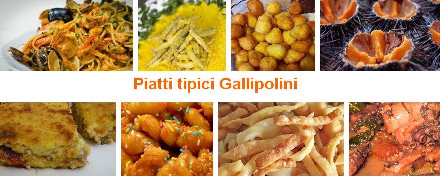 Piatti Tipici Gallipolini
